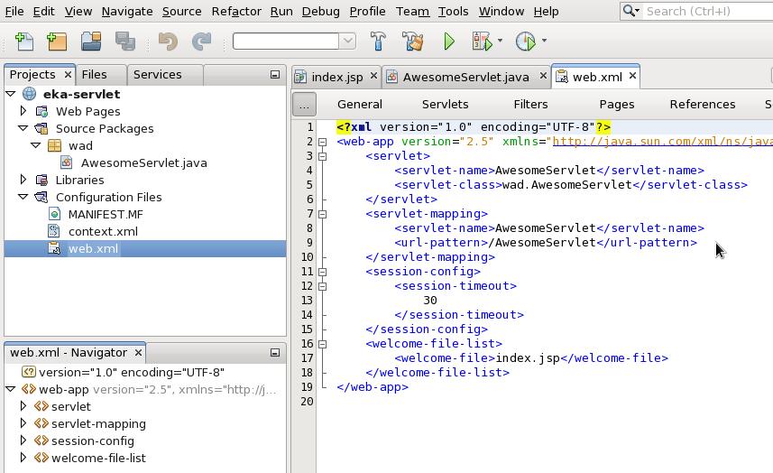 kytkeä Java app Download