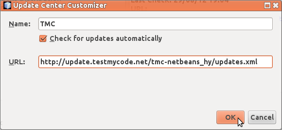 Netbeans With Tmc