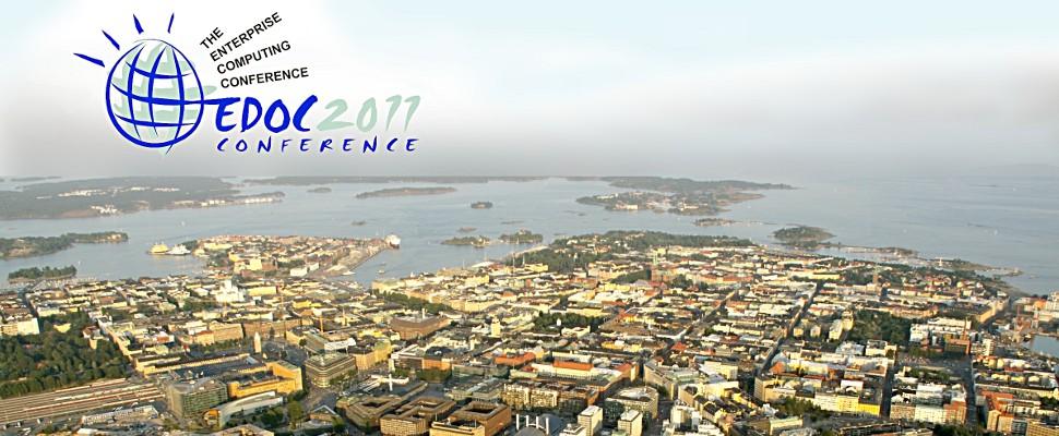 EDOC 2011 logo